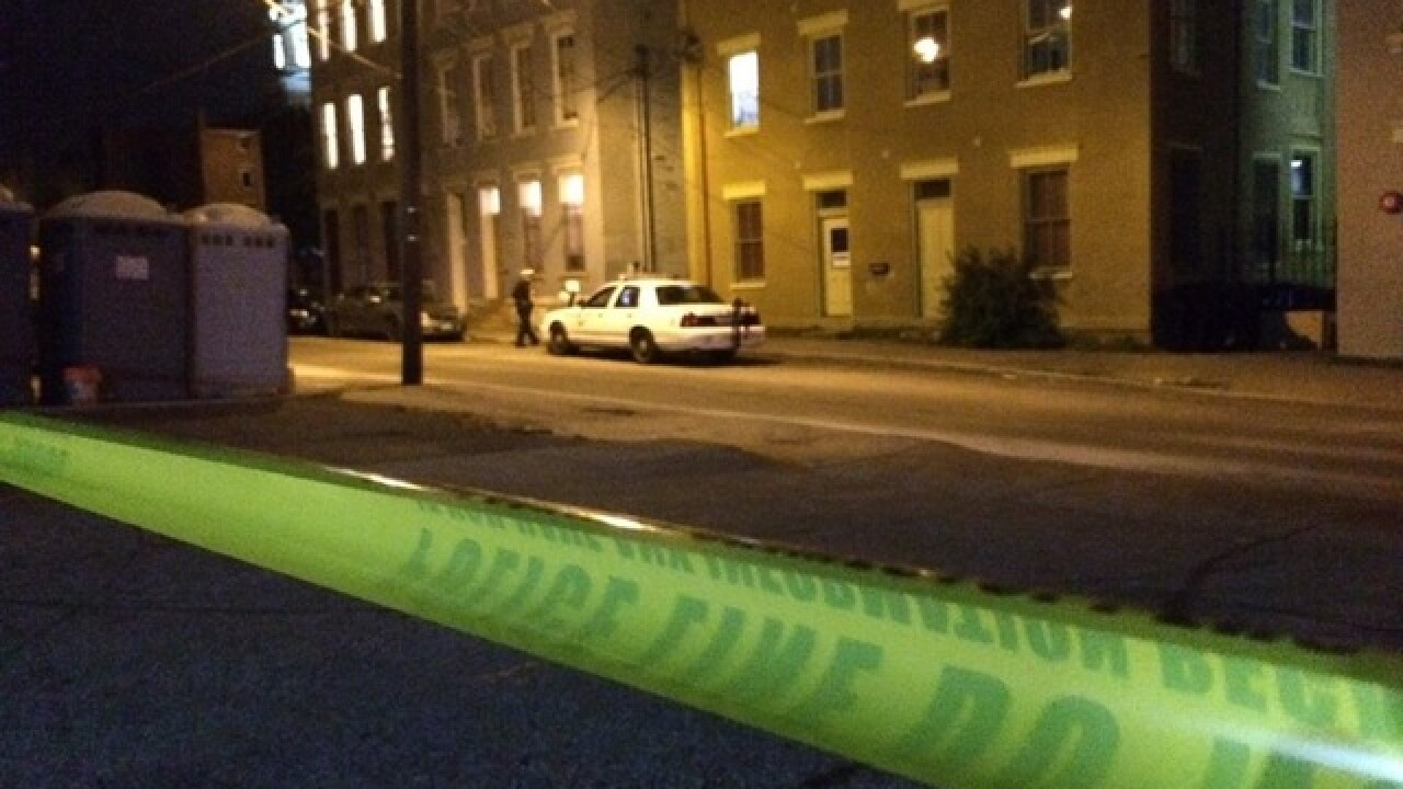 Man dead after shooting at Pendleton apartment
