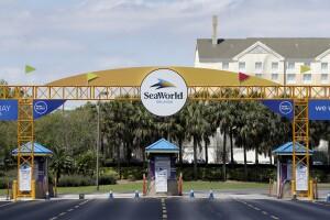 SeaWorld Orlando closed March 2020