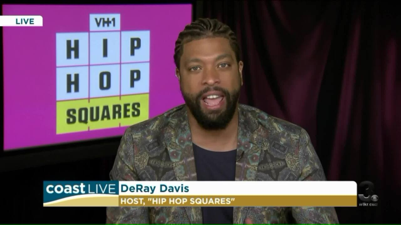 """See who """"gets the square"""" on a new Hip Hop game show on CoastLive"""