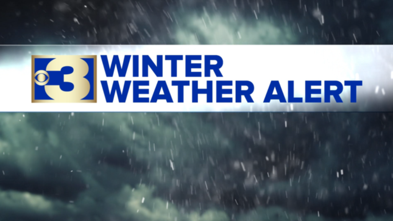 Winter Storm Watch issued in viewing area