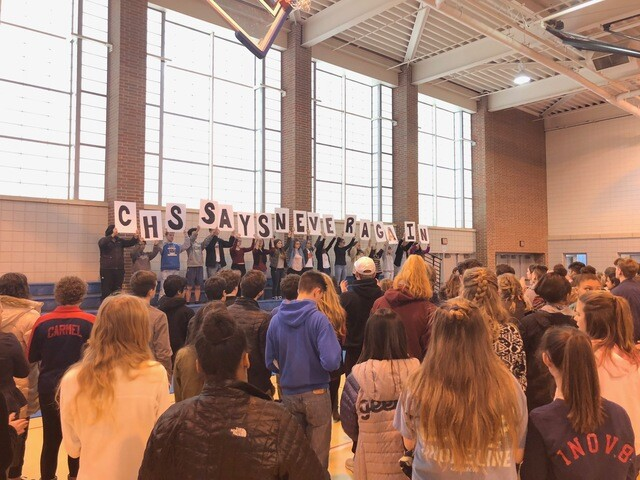 PHOTOS: Central Indiana students participate in National Walkout Day