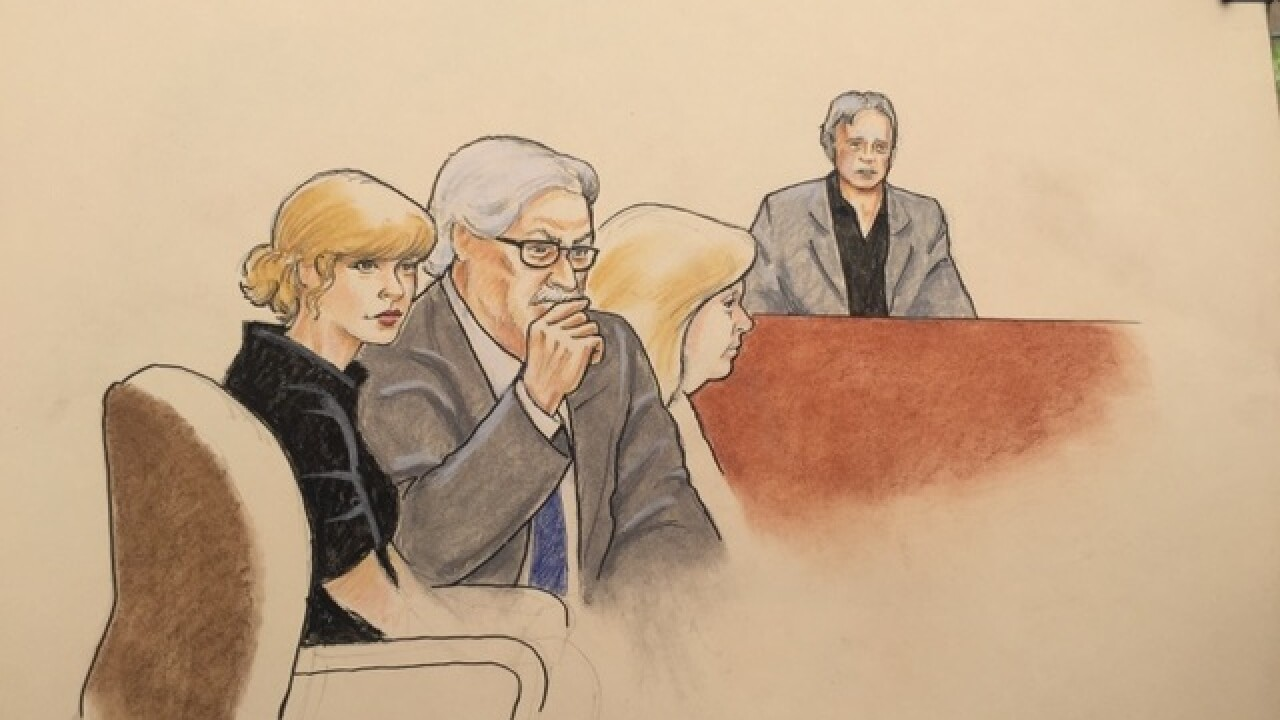 Some claims in Swift trial could be tossed