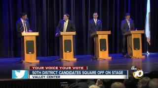 50th district candidates