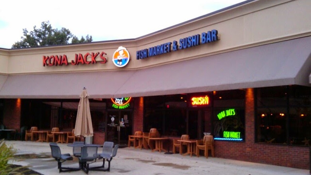 Daddy, Kona & Apres Jack's