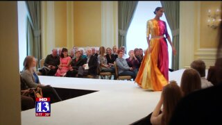 Uniquely Utah: Runway show features fashions from designer who hasautism