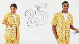 mcdonalds 25th anniversary mcflurry b-day suit