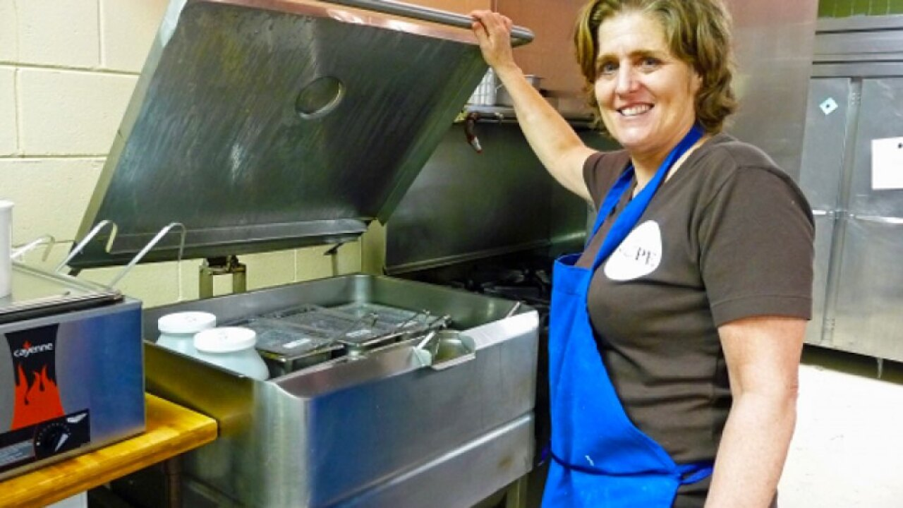 La Soupe Sets Up Free Kitchen For Federal Workers At