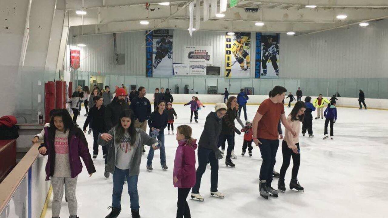Richmond Rinks Offering Free Ice Skating To Beat The Heat This Weekend