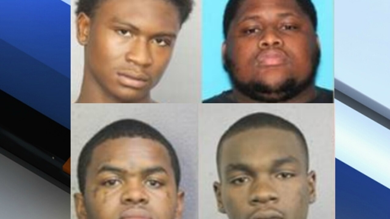 Grand jury indicts four people in South Florida shooting death of