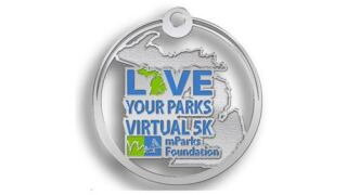 Love Your Parks Virtual 5k