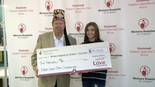 Kilee Brookbank Shriners
