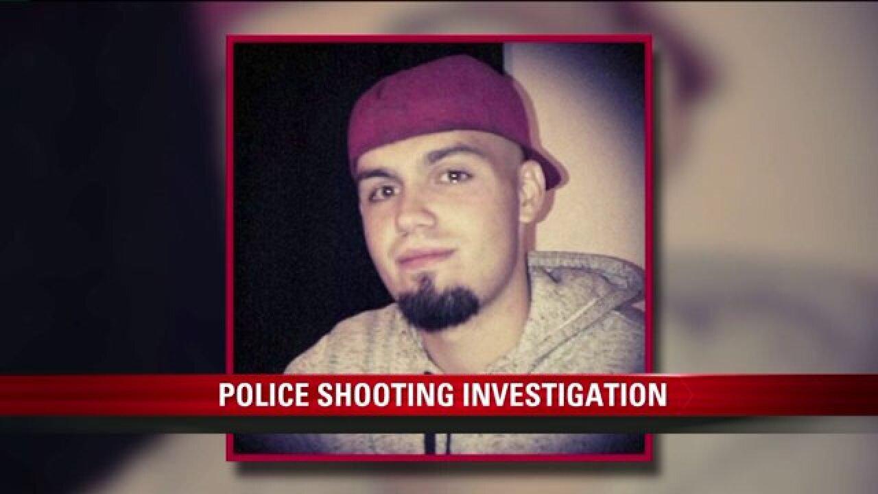 Family of police shooting victim says he wasunarmed