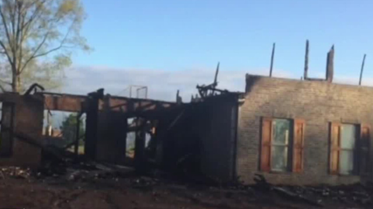 Tennessee Home Burns Down, Insurance Claim Left In Limbo For Months