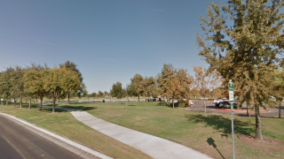 Park at River Walk in the 11200 Block of Stockdale Highway