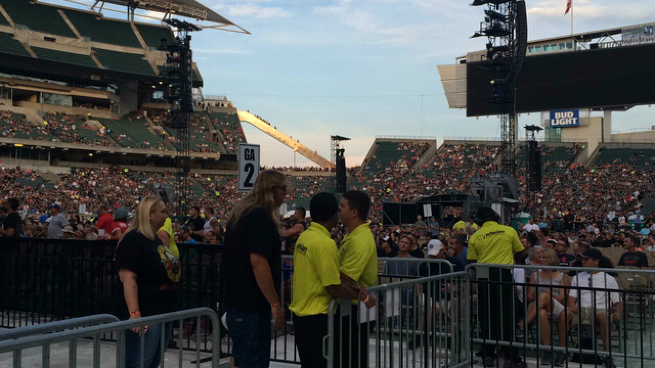 Backstage at Guns N' Roses: 9 things I learned