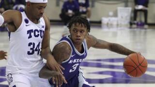 Kansas TCU Basketball