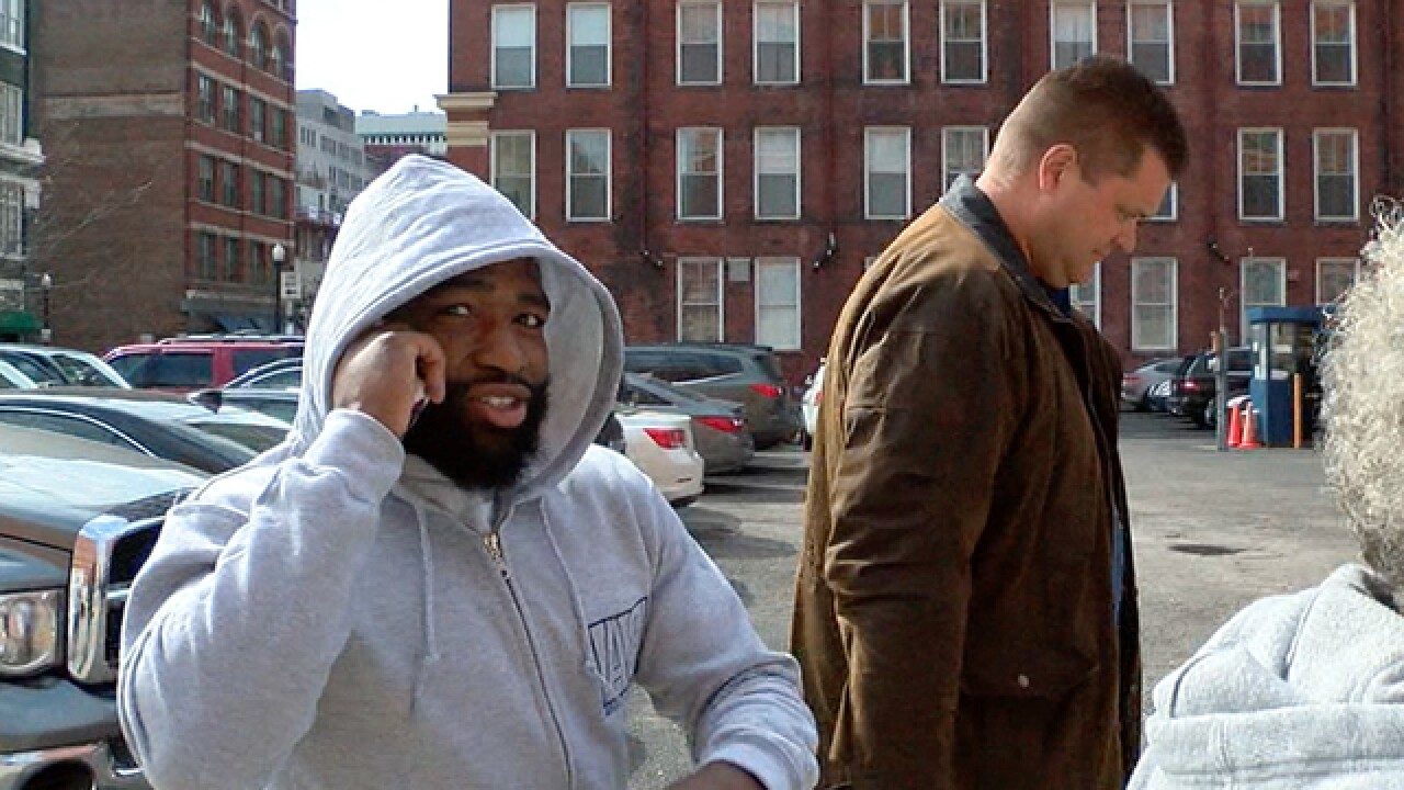 Attorney: Broner turned himself in to police