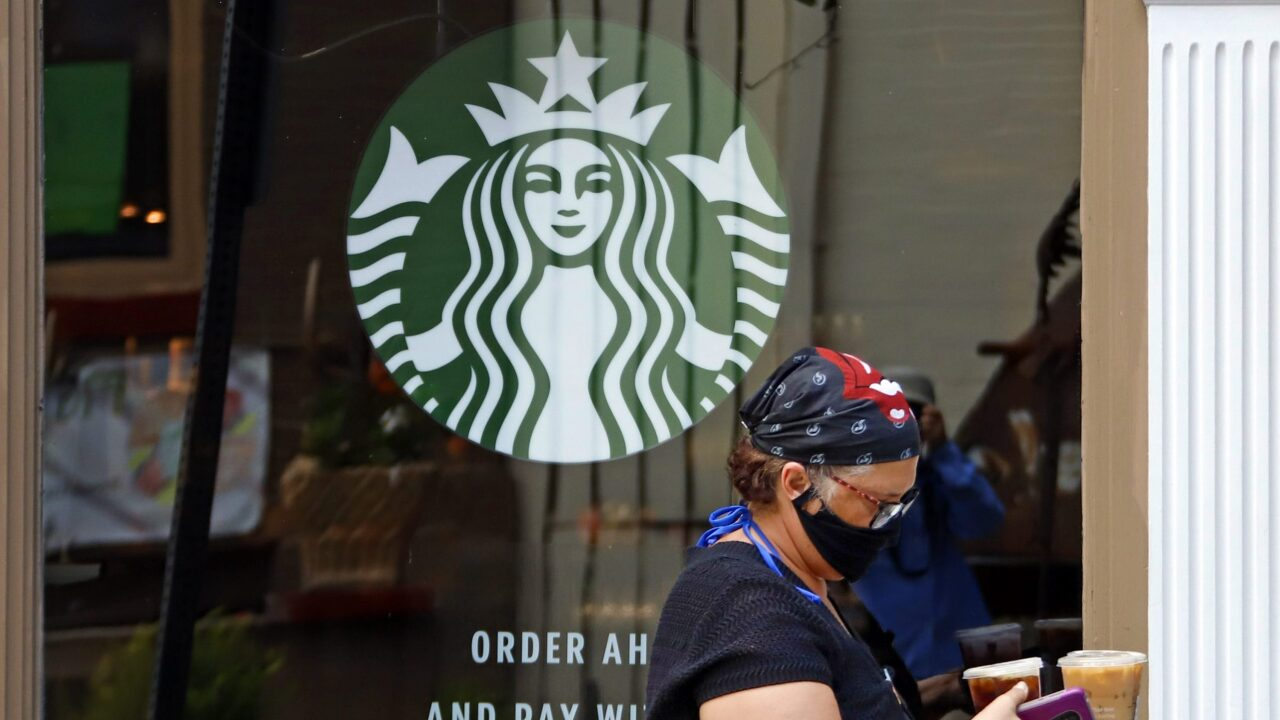 Starbucks is closing 100 more locations across the U.S.