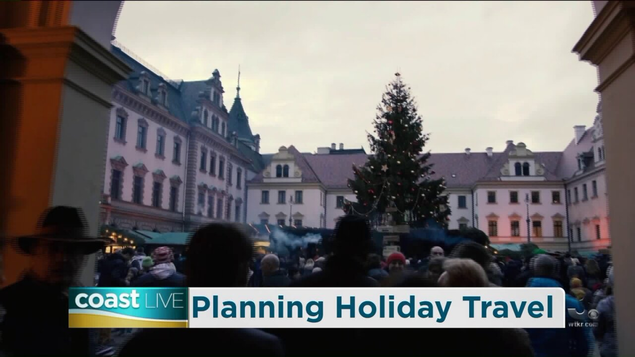 Winter and holiday travel tips on Coast Live