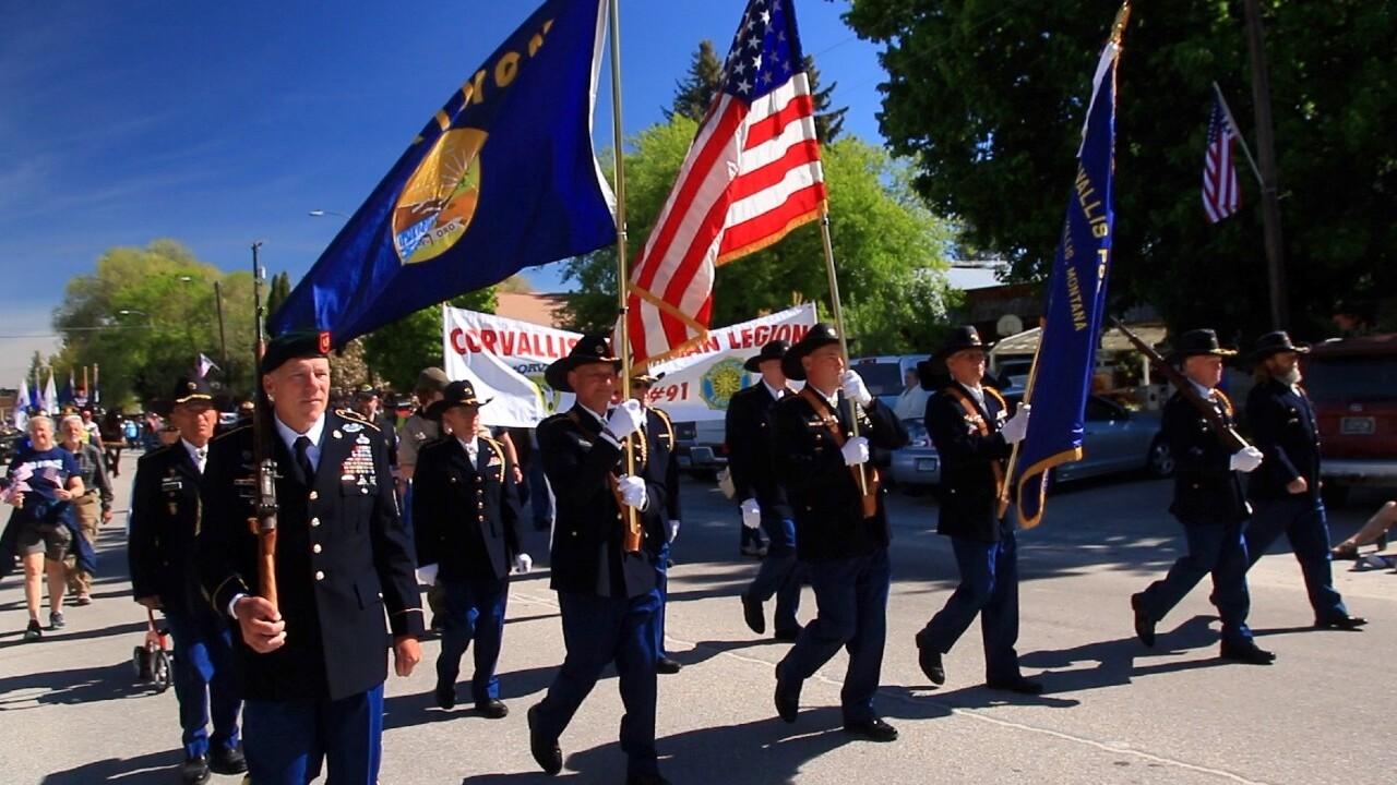 Corvallis Memorial Day
