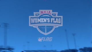 NAIA women;s flag football