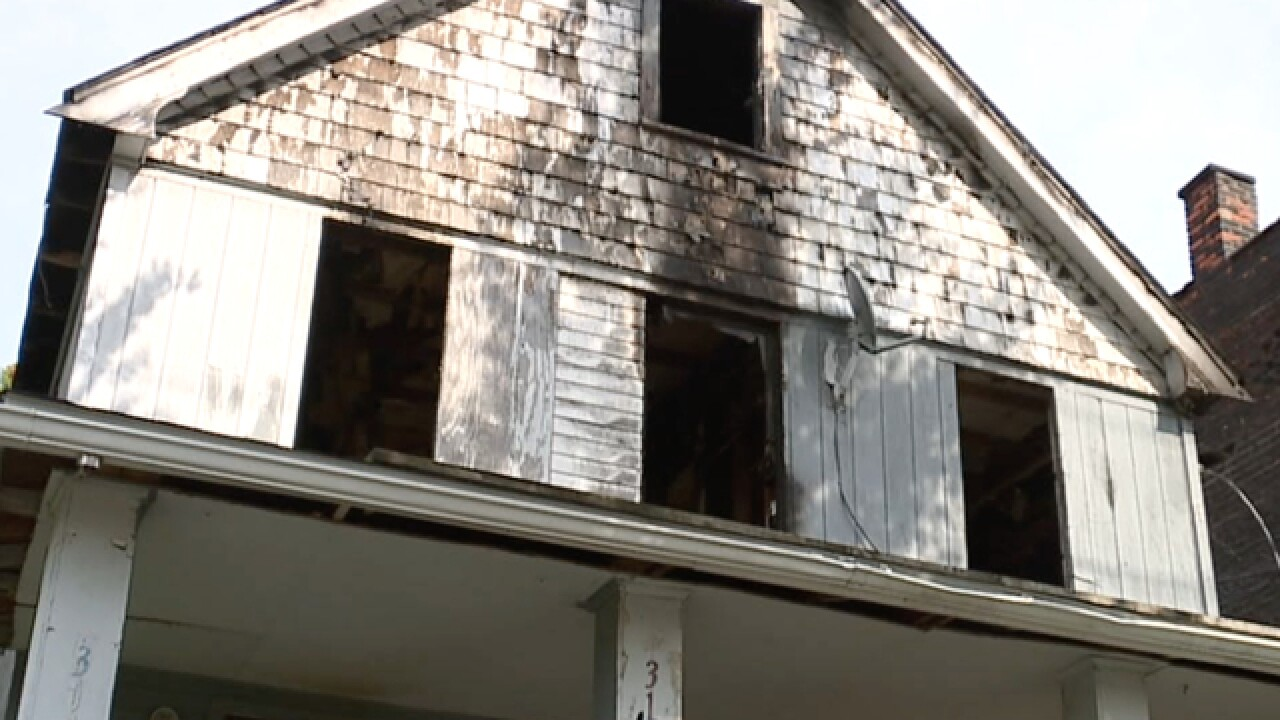 CLE burned out homes raise safety concerns