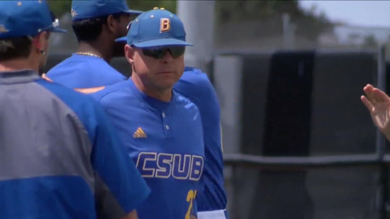 Jeremy Beard named head coach of CSUB baseball