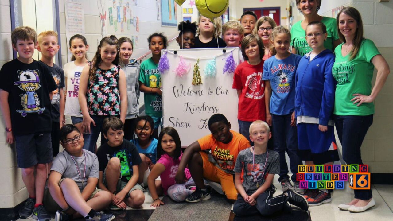 How students are spreading kindness in Hanover schools