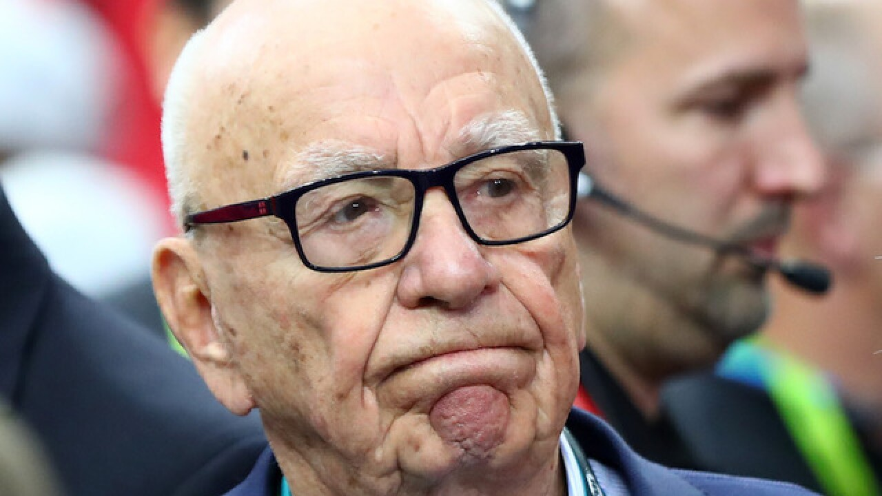 Former Fox News contributor says Rupert Murdoch 'ruined my life'