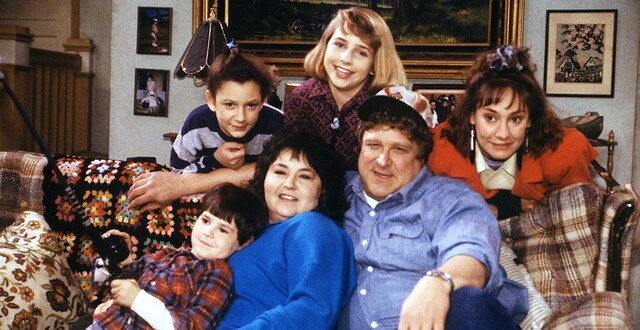 Roseanne then and now: What the cast looks like now compared to the 90s