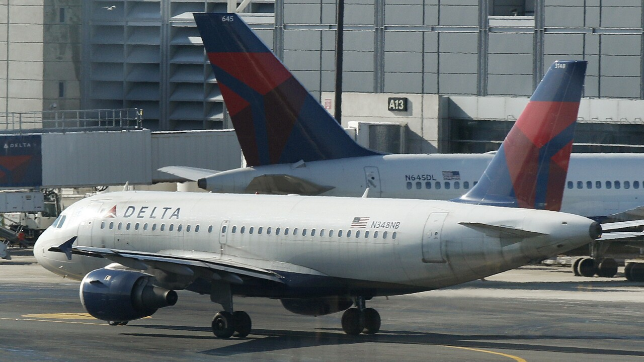 Delta will block middle seats to promote physical distancing