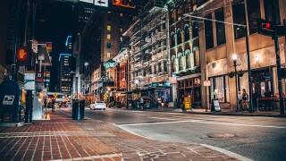 Cincygram views Downtown through a new light