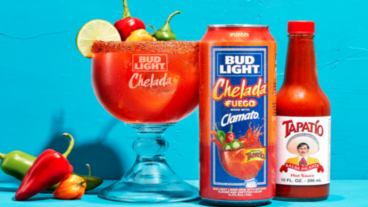 New Bud Light Drink Has Tapatio Hot Sauce In It
