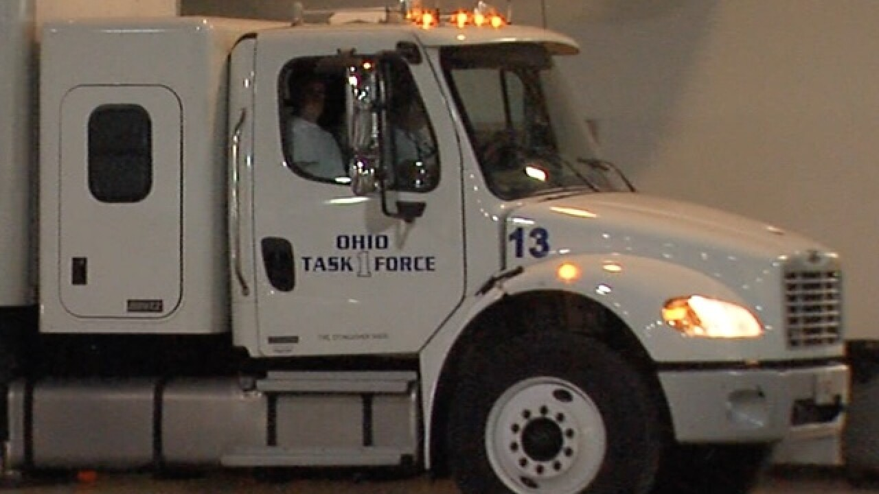 Ohio Task Force 1 back home after deployment