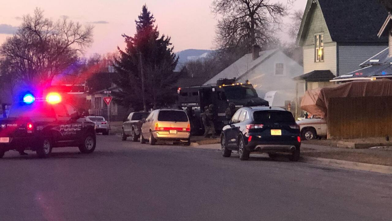 Kalispell SWAT Incident