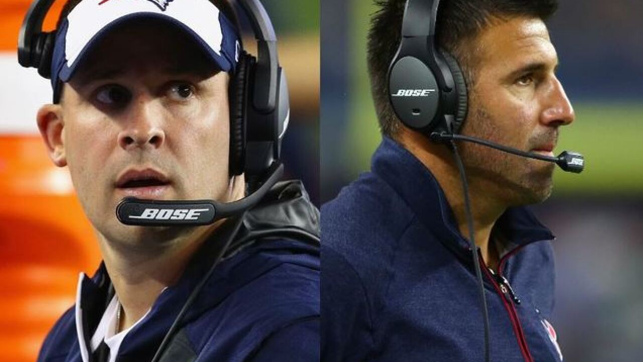 AP Source: Colts expected to name Patriots' offensive coordinator Josh McDaniels as new head coach