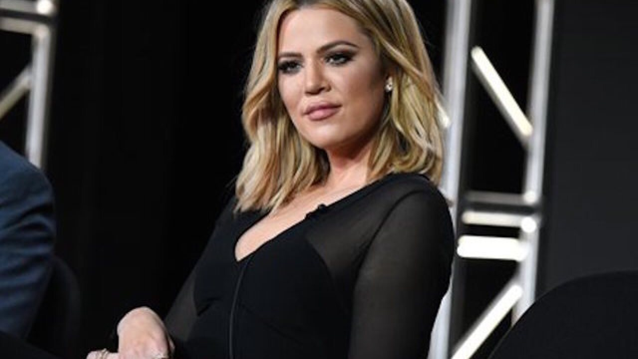 Khloe Kardashian confirms she is pregnant in Instagram post