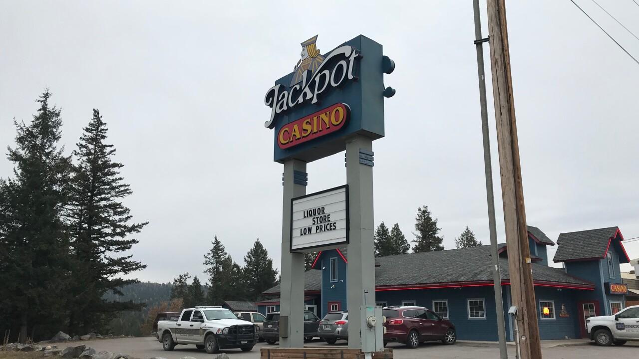 Bigfork Jackpot Casino Exteriors