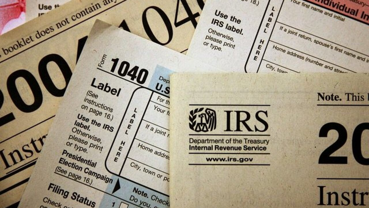 Las Vegas man convicted after filing false tax returns
