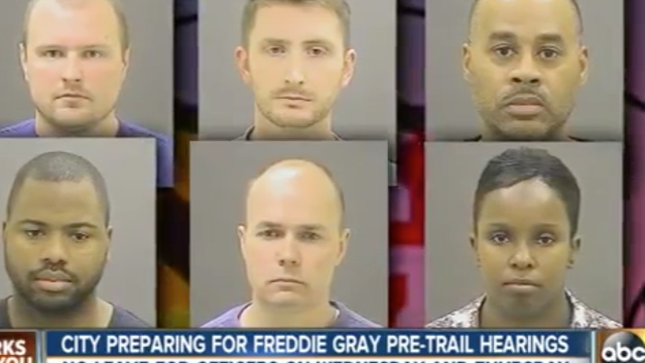 Prosecutor: Officer gave Gray a 'rough ride'
