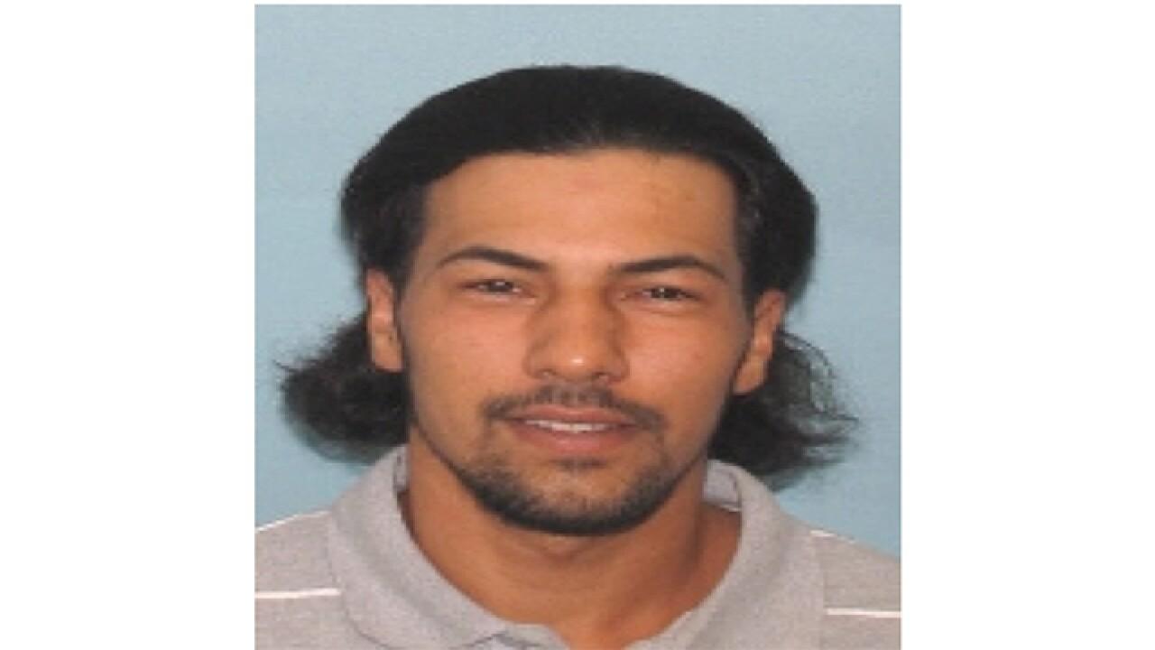 Fugitive of the Week: Jonathan Vargas