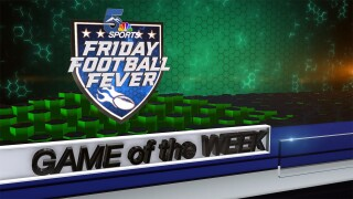 Friday Football Fever Game of the Week