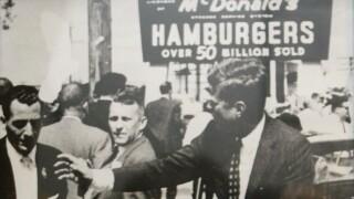Oldest McDonald's Celebrates 50 Years