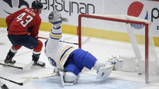 Sabres fall to Capitals