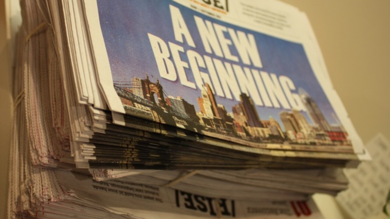 Startup newspaper RISE wants to help Hamilton County inmates reintegrate into life after jail