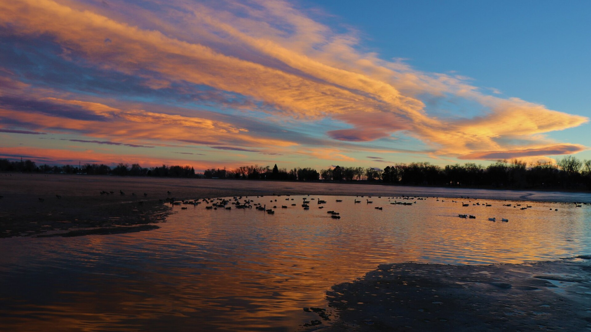 Prospect Lake Sunset Jeffery Heizer.jpg