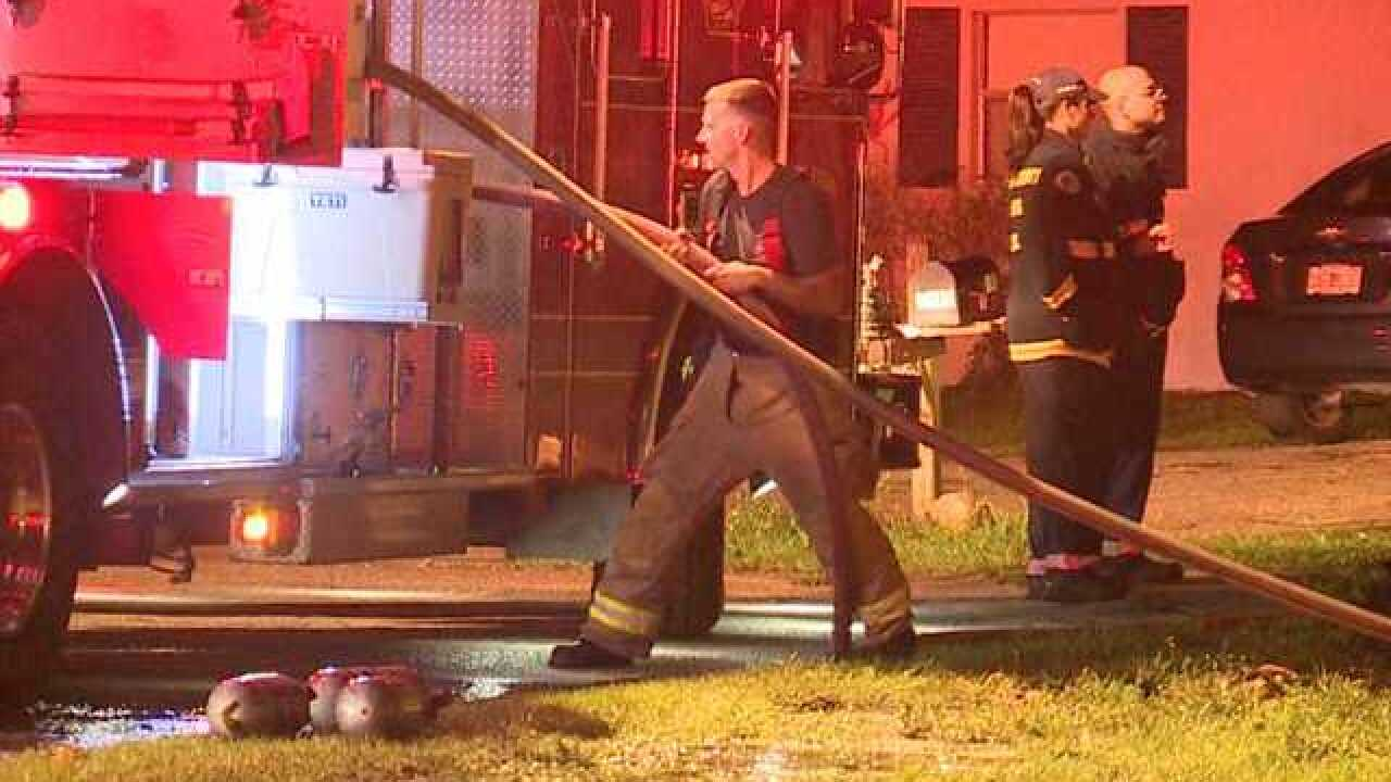 Three pets killed in Fort Myers house fire