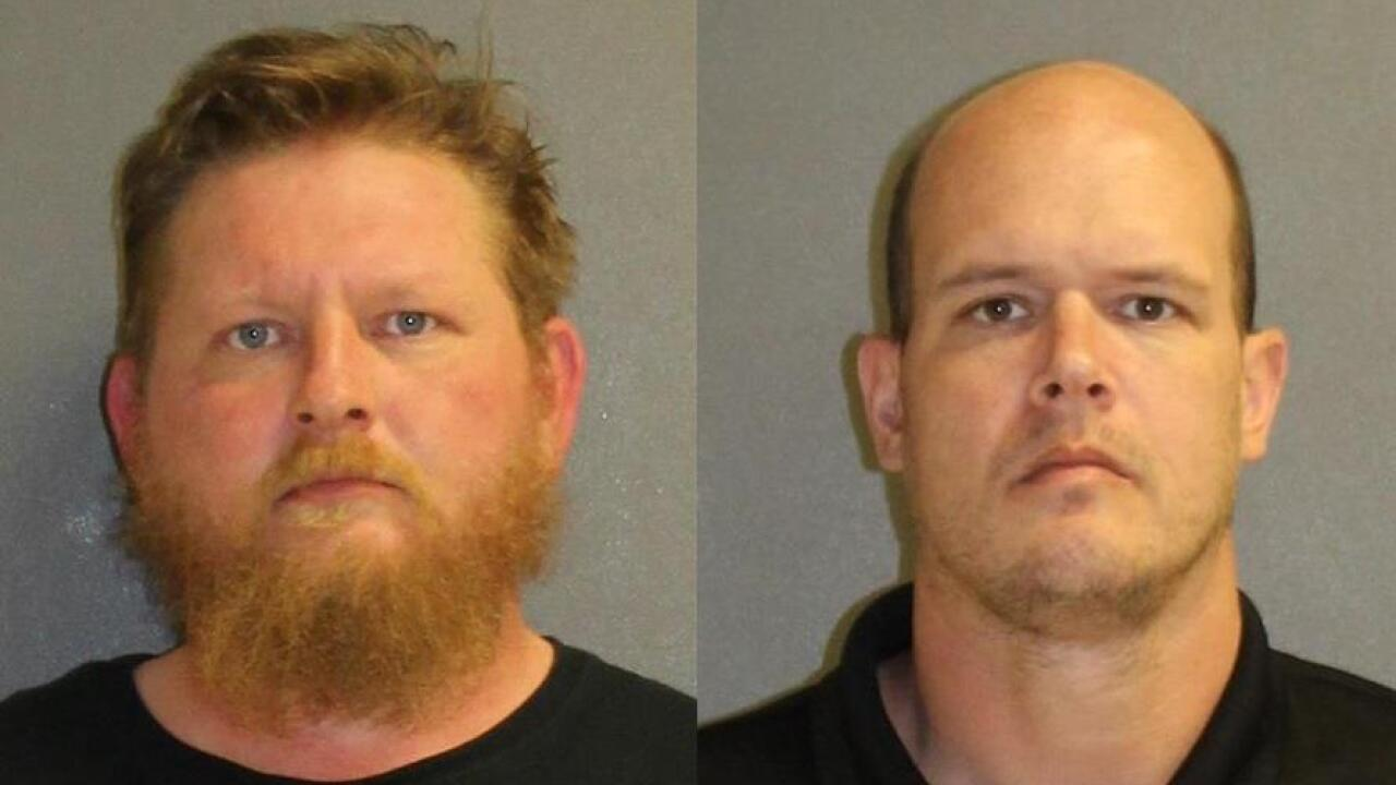 Two Florida men arrested, accused of plotting to groom and rape a 3-year-old girl