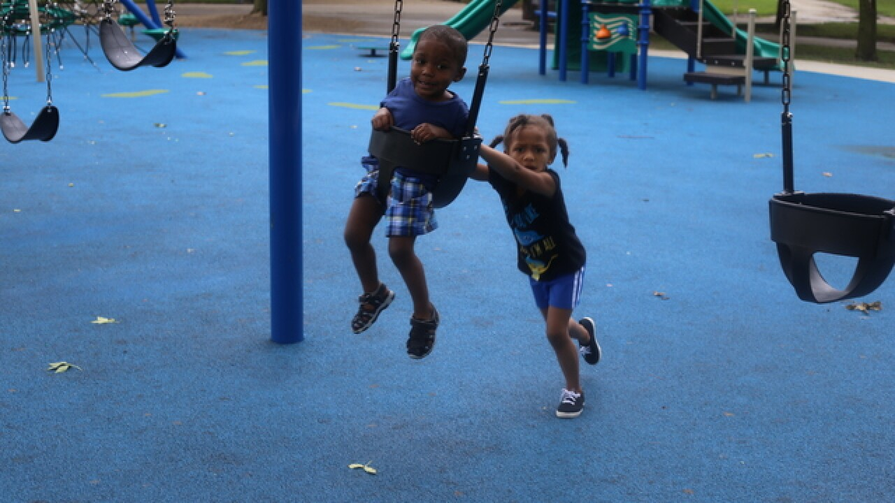 Residents want Sherman Park to go back to normal
