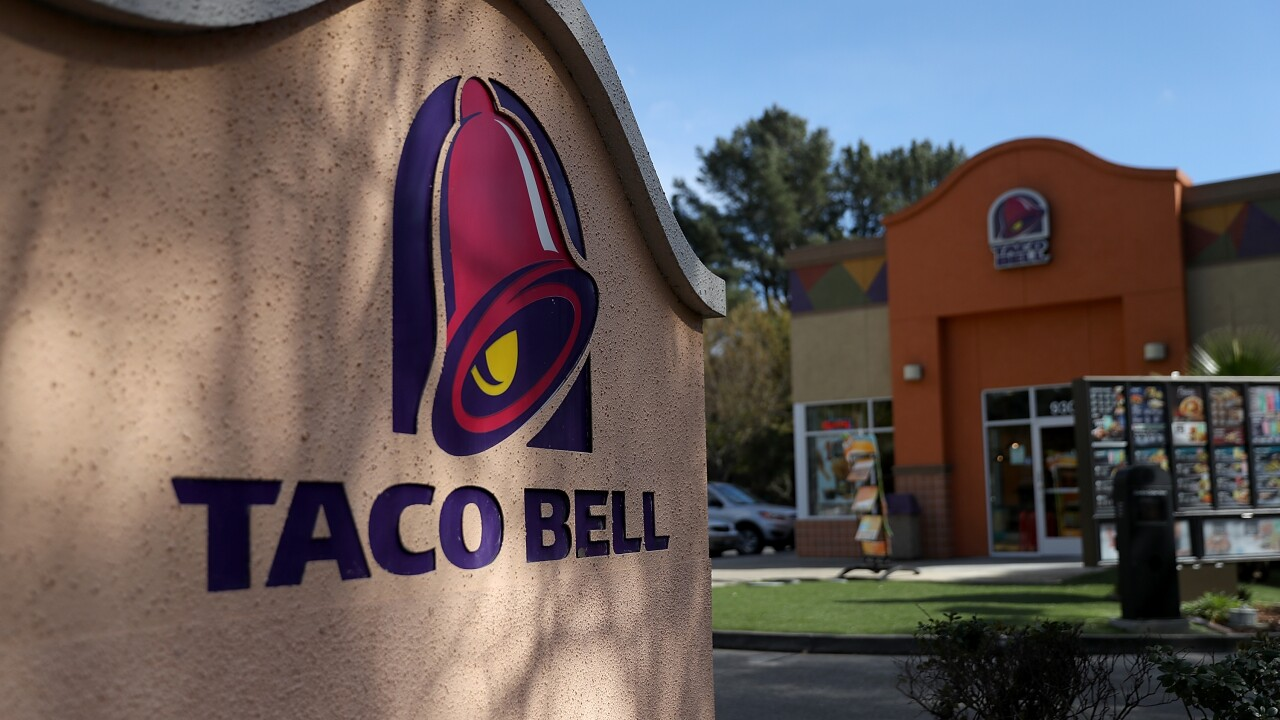 Taco Bell seasoned beef recalled over concerns of metal contamination
